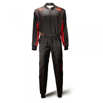 Overall Speed Silverstone RS-2 Schwarz-Rot